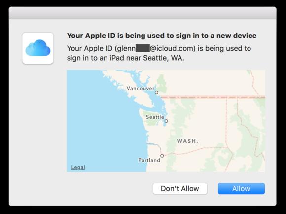 Expert Com Identifiant à double facteurs iCloud Apple