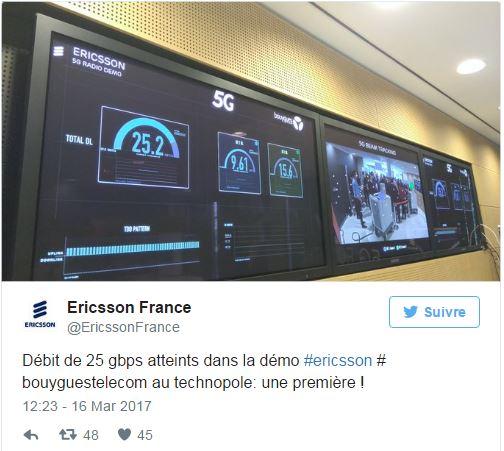 Expert-Com 5G Ericsson