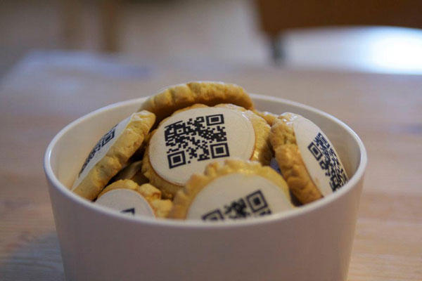 QR Codes Cookies Expert-Com Sécurité informatique