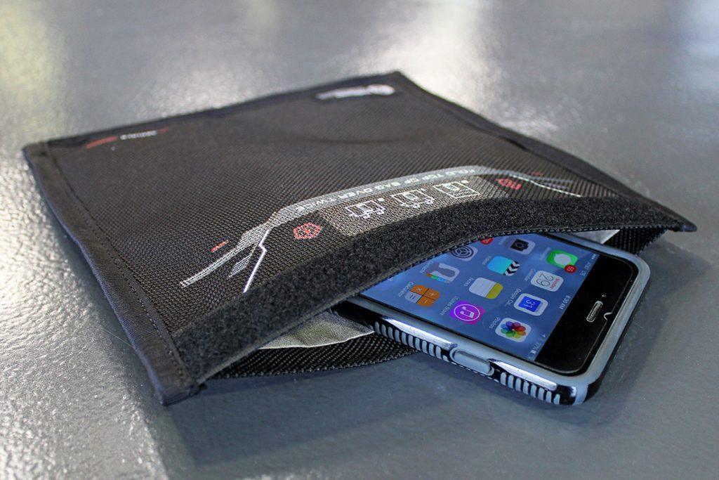 cybersécurité : Faraday Bag