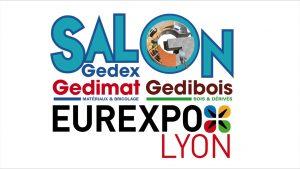 Salon Gedex Gédimat Gédibois 2018