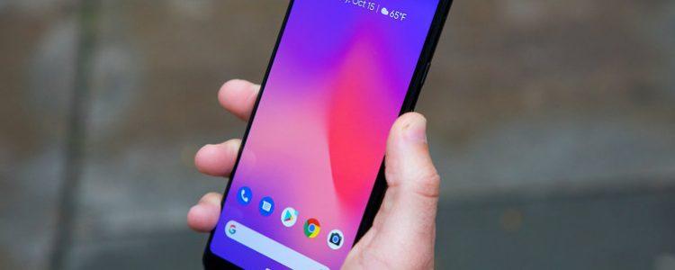 Le Google Pixel 3 XL : présentation